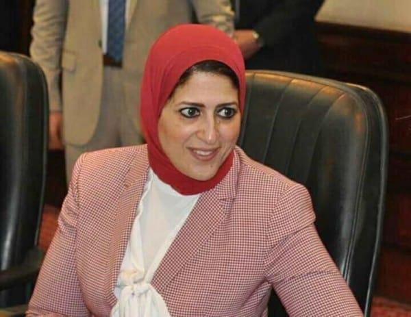 وزيرة الصحة المصرية: لا علاقة لمخزون الأوكسجين بوفيات كورونا في المستشفيات