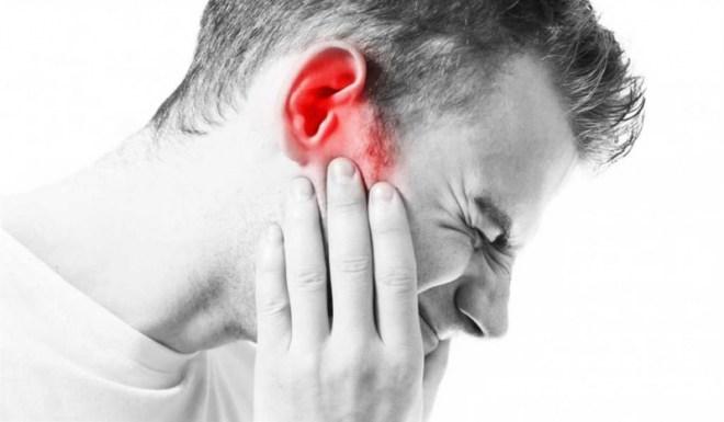 علاج التهاب الاذن الوسطى عند الكبار