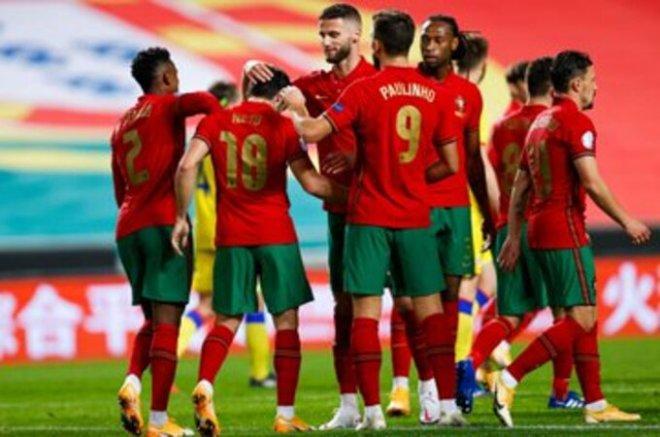 منتخب البرتغال يستعد بقوة لمواجهة نظيره الفرنسي