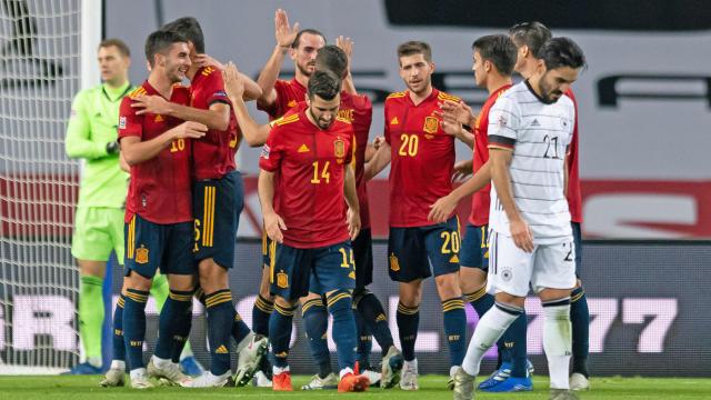 مباراة إسبانيا وألمانيا