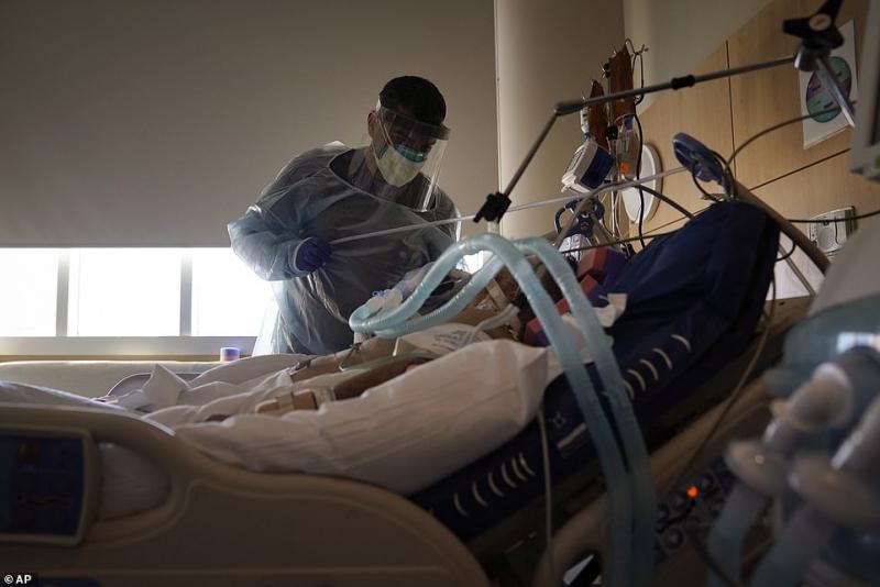 وفاة أمريكي كل 10 دقائق في لوس أنجلوس بسبب فيروس كورونا 2