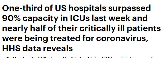 المستشفيات الأمريكية