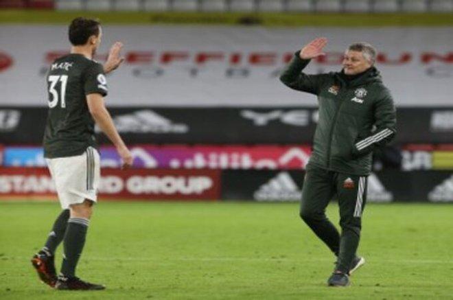 فوز مانشستر يونايتد الصعب يُنجي سولشاير من الإقالة