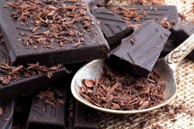 فوائد الشوكولاته السوداء للرجيم