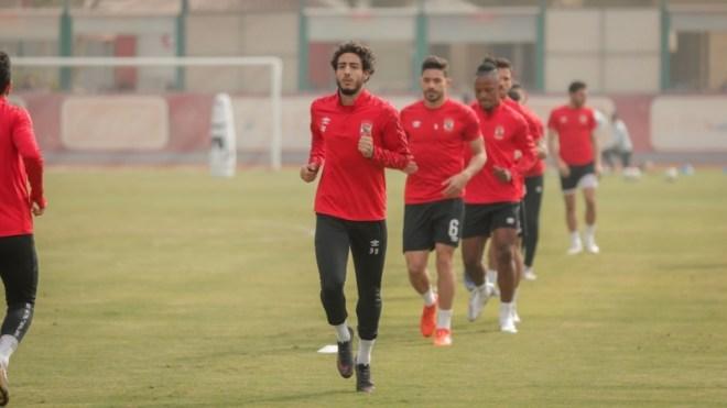 نجم الاهلي محمد هاني