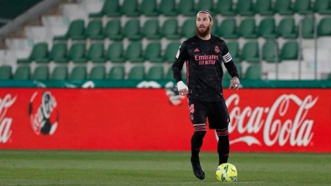 شرط راموس لتجديد عقده مع ريال مدريد