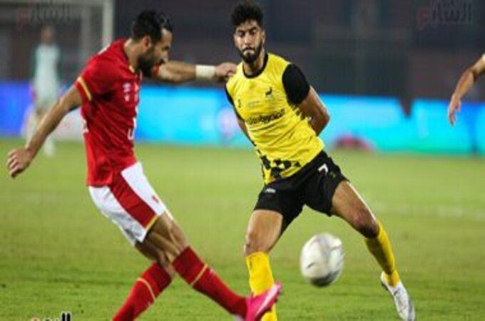 مباراة Al ahly vs wadi degla