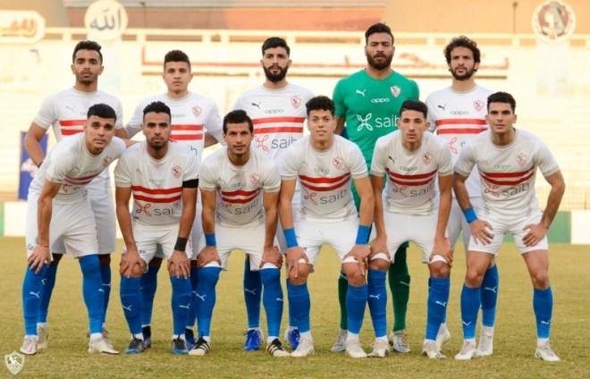 موعد مباراة الزمالك ضد مولودية الجزائر