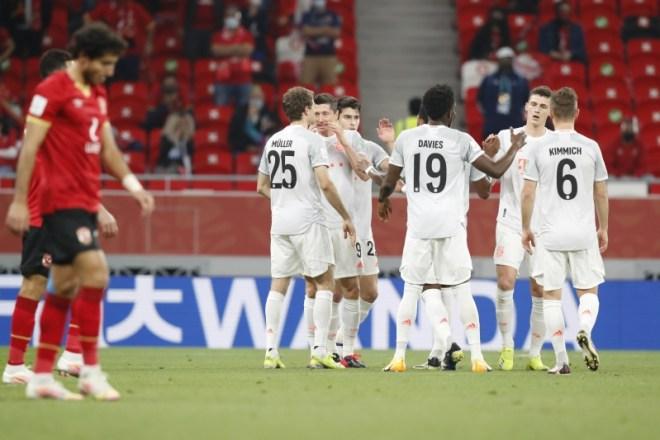 Bayern munich إلى نهائي مونديال الأندية 2021