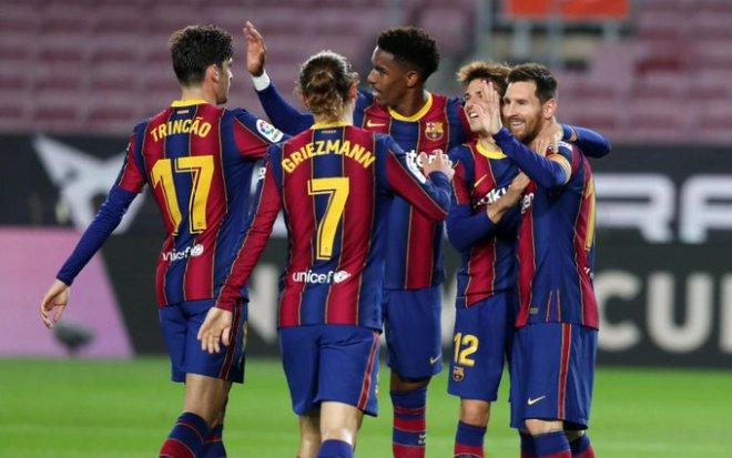 ترتيب برشلونة في الدوري الإسباني بعد اكتساح ألافيس بخماسية