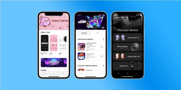 Everything you need to know about the iTest app from Samsung