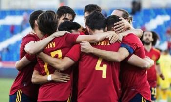 منتخب إسبانيا يُطمئن جماهيره قبل يورو 2020