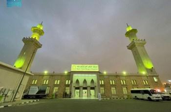 الشؤون الإسلامية تتم خطتها الاحترازية بمسجد المشعر الحرام