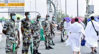 قوات الطوارئ الخاصة.. خبرات ميدانية في تنظيم رمي الجمرات وإدارة الحشود