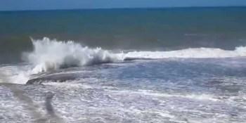 زلزال عنيف بقوة 7.1 درجة يضرب جنوبي المحيط الأطلسي