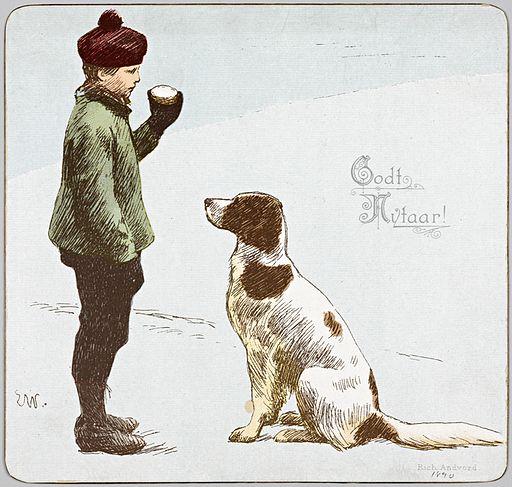 Happy New Year, 1890