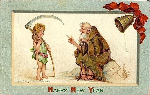 Happy New Year 1910