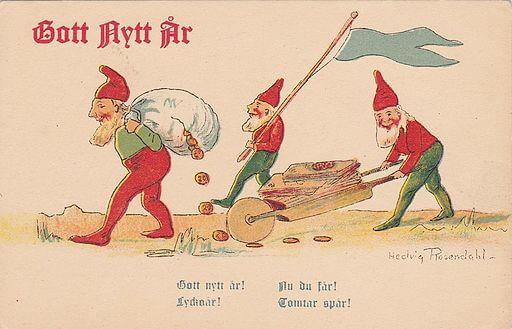 Swedish Happy New Year