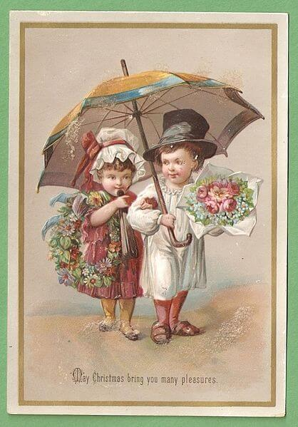 Victorian Children (1885)