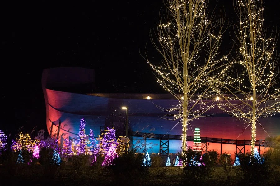 Zoo Lights Discount Tickets