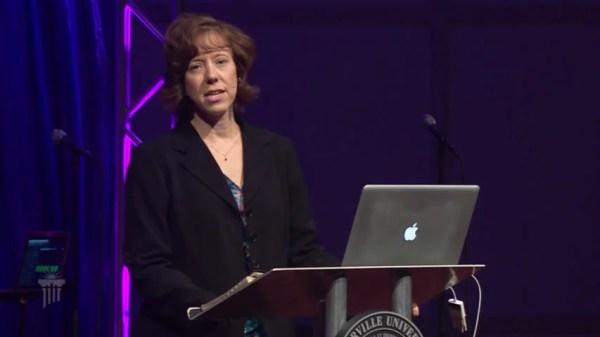 Dr. Georgia Purdom Wins Award | Answers in Genesis