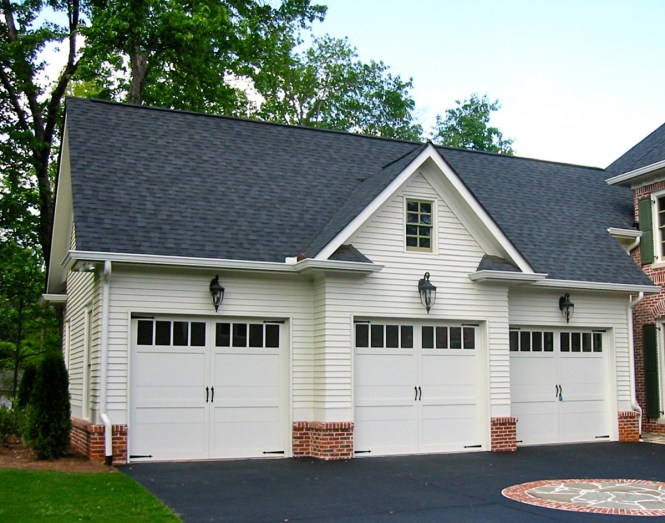Plan 29859rl Colonial Style Garage Apartment