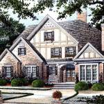 English Manor Home Plan 56107ad Architectural Designs House Plans