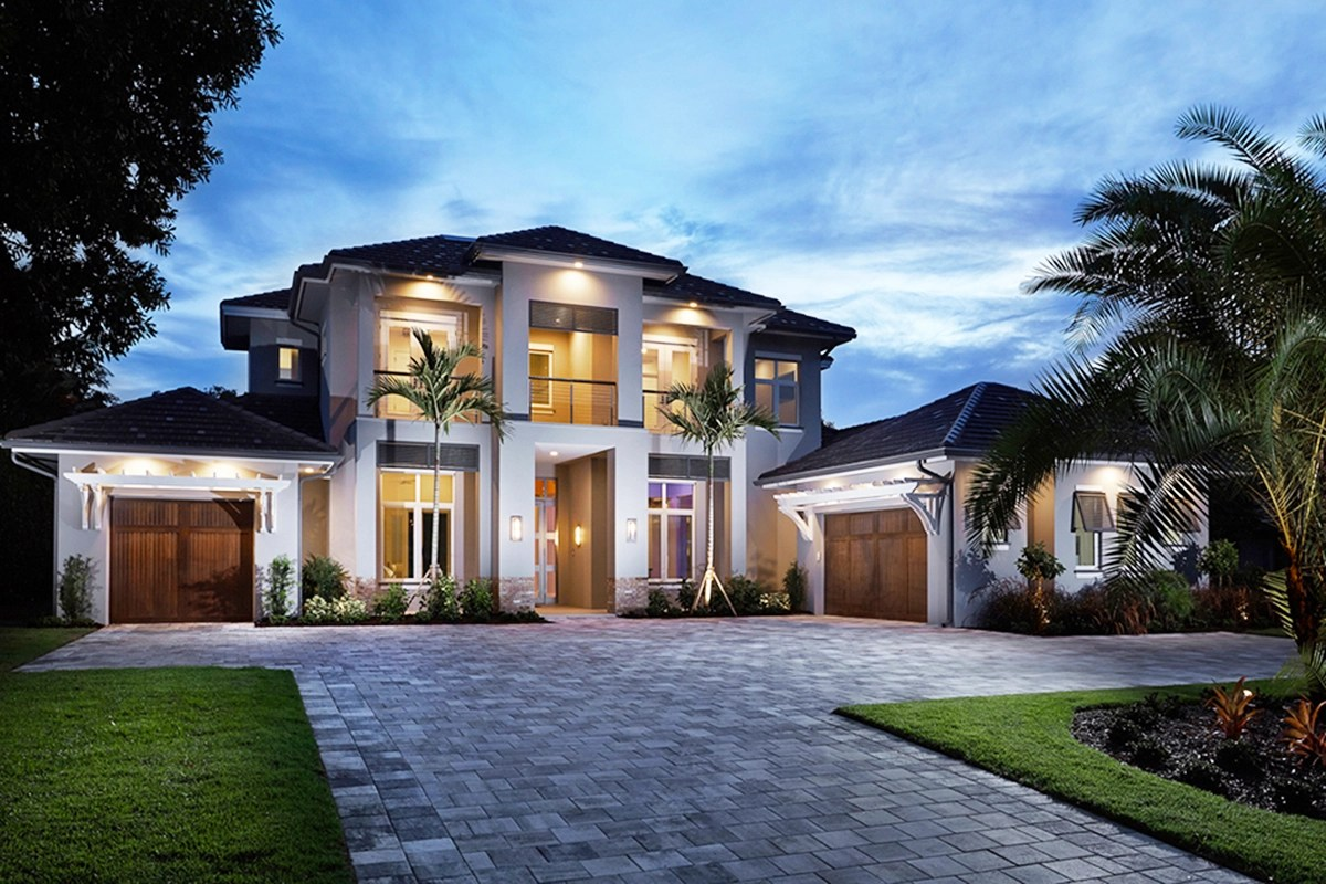 Spacious Florida House Plan with Rec Room - 86012BW ... on Modern House Ideas  id=72820