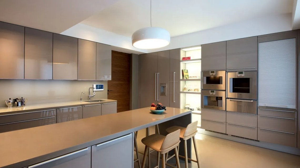 Contemporary kitchens to take inspiration from ...