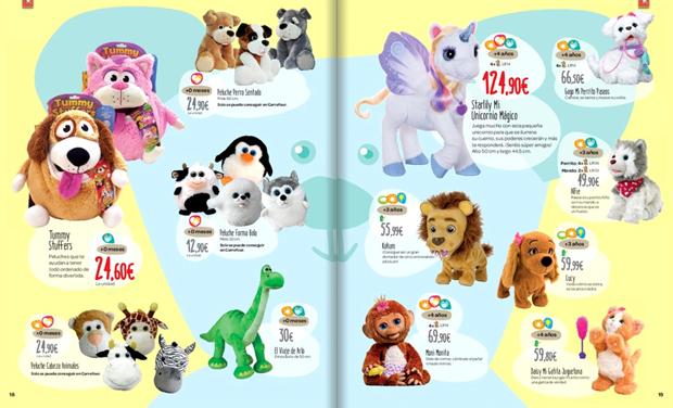 Resultado de imagen de catalogos juguetes