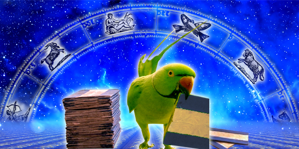 ALL NEW Parrot Astrology