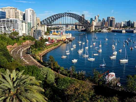Image result for Harbor Bridge, Sydney