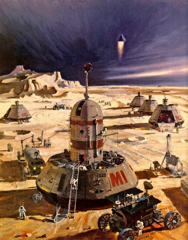 How Different Is Elon Musk's Plan From Mars Colony Visions ...