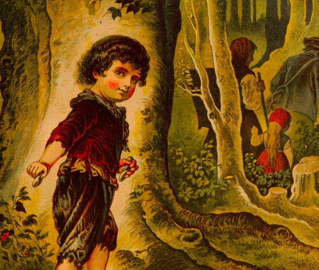 24 Childrens Stories That Still Give Us The Creeps