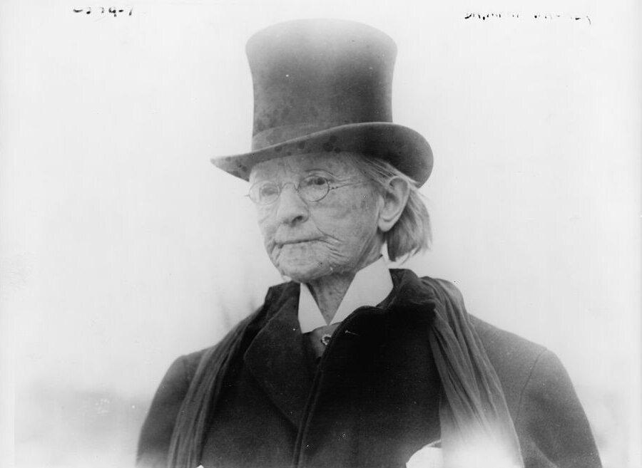 Mary Walker, c. 1911.