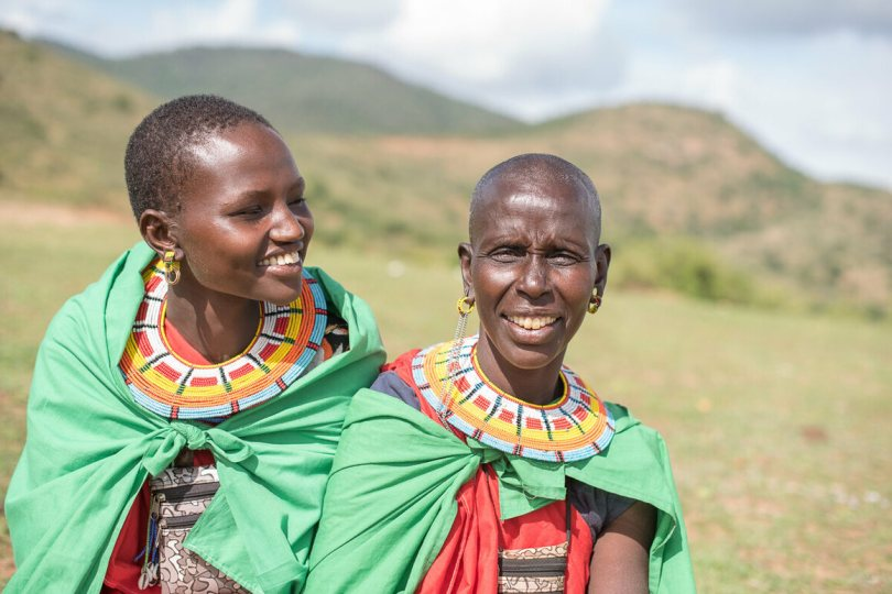 Hundreds of Samburu women are now joining the Community Forest Association, which sustainably manages the forest they rely on.