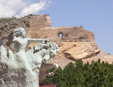 Crazy Horse Memorial – Custer, South Dakota | Atlas Obscura