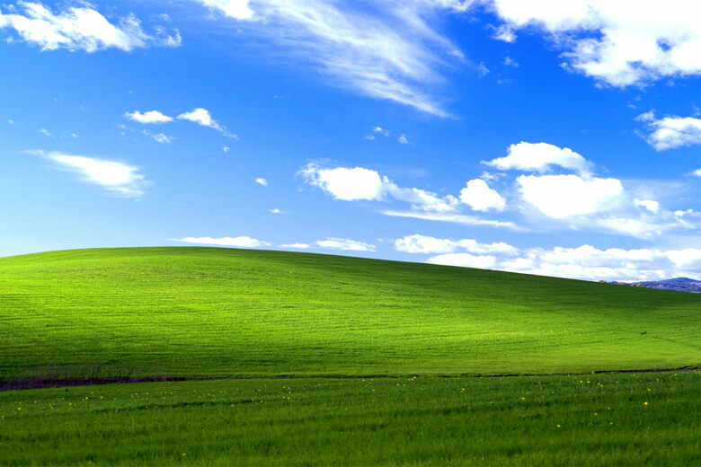 Location of the Microsoft Windows XP Default Wallpaper – Sonoma ...