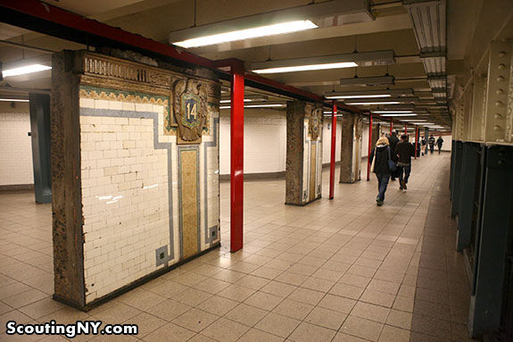 Relics of the IRT 14th Street-Union Square Subway Local ...