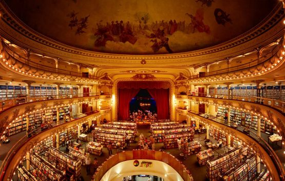 El Ateneo Grand Splendid – Buenos Aires, Argentina - Atlas Obscura