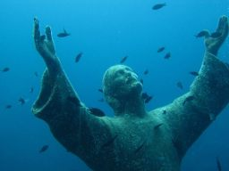 Image result for Christ Of The Abyss,