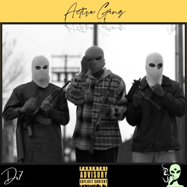 DS-7 - Active gang ft. YD, Eze & Lvnray