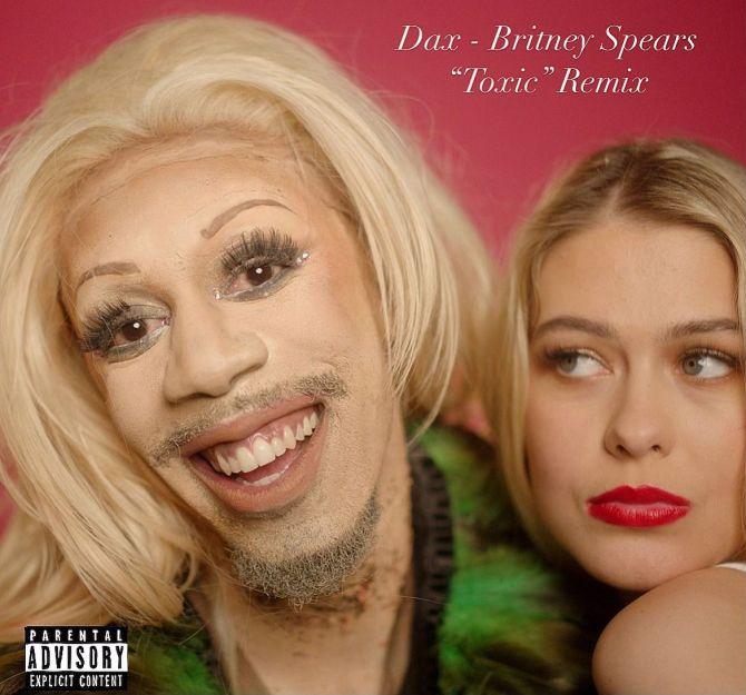 "Dax - Brittney Spears ""Toxic"" Remix"