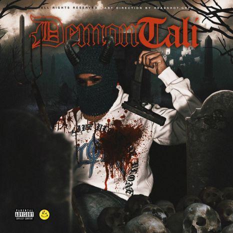 Hood Tali - Demon Tali (Zip)
