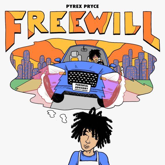 Pyrex Pryce - FREE WILL mp3