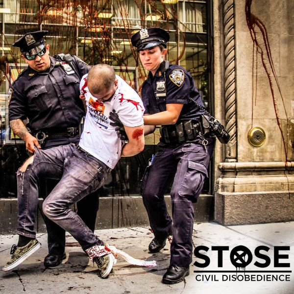 Stose - Civil Disobedience ft. TaSzlin Muerte, Lars ...