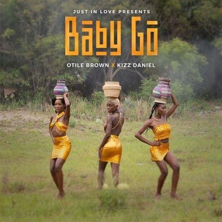 Otile Brown – Baby Go ft. Kizz Daniel mp3