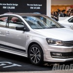 Volkswagen Vento Allstar Gt Launched Aesthetically Better From Rm79k Autobuzz My