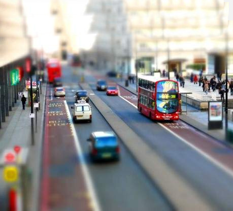 Tilt Shift Photography For Spectacular Miniature Effect