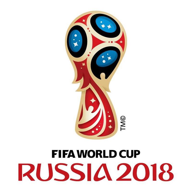 Resultado de imagem para Russia 2018 logo
